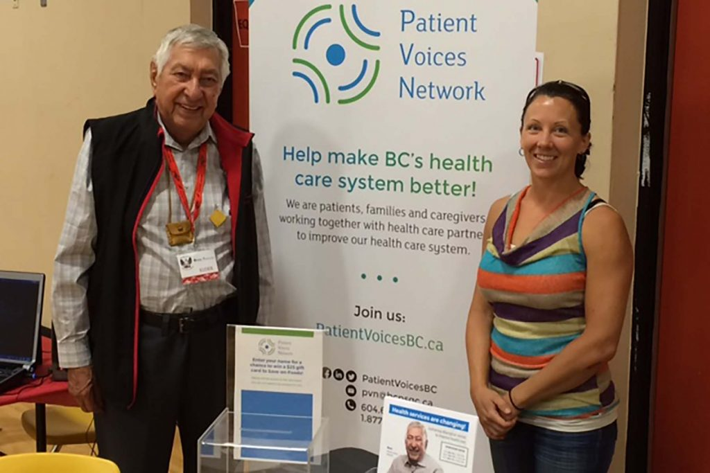 More information about the Patient Voices Network