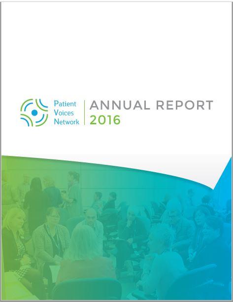 PVN Annual Report 2016