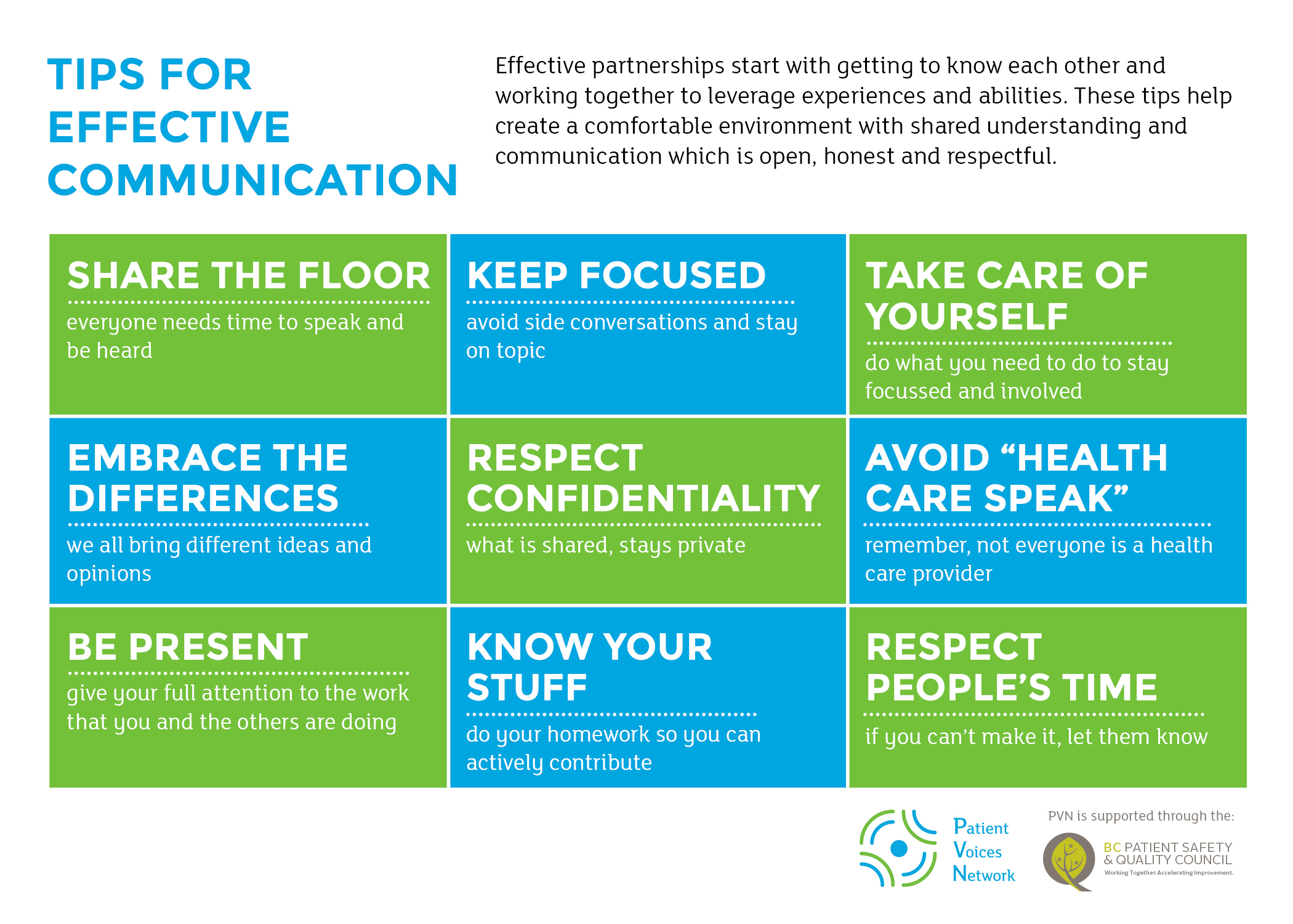 Tips and Tricks for Effective Communication