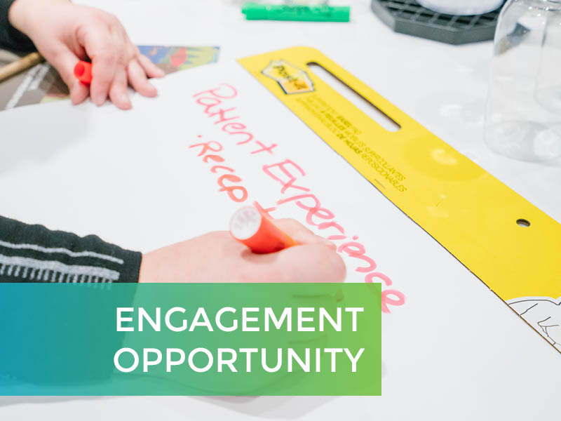 Check out all the engagement opportunities currently available and choose the one you want to join.