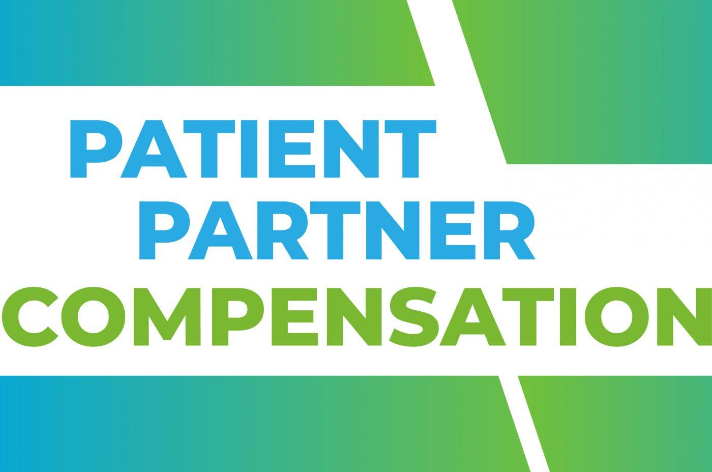 Patient Partner Compensation