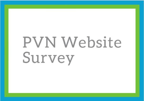 PVN Website Survey