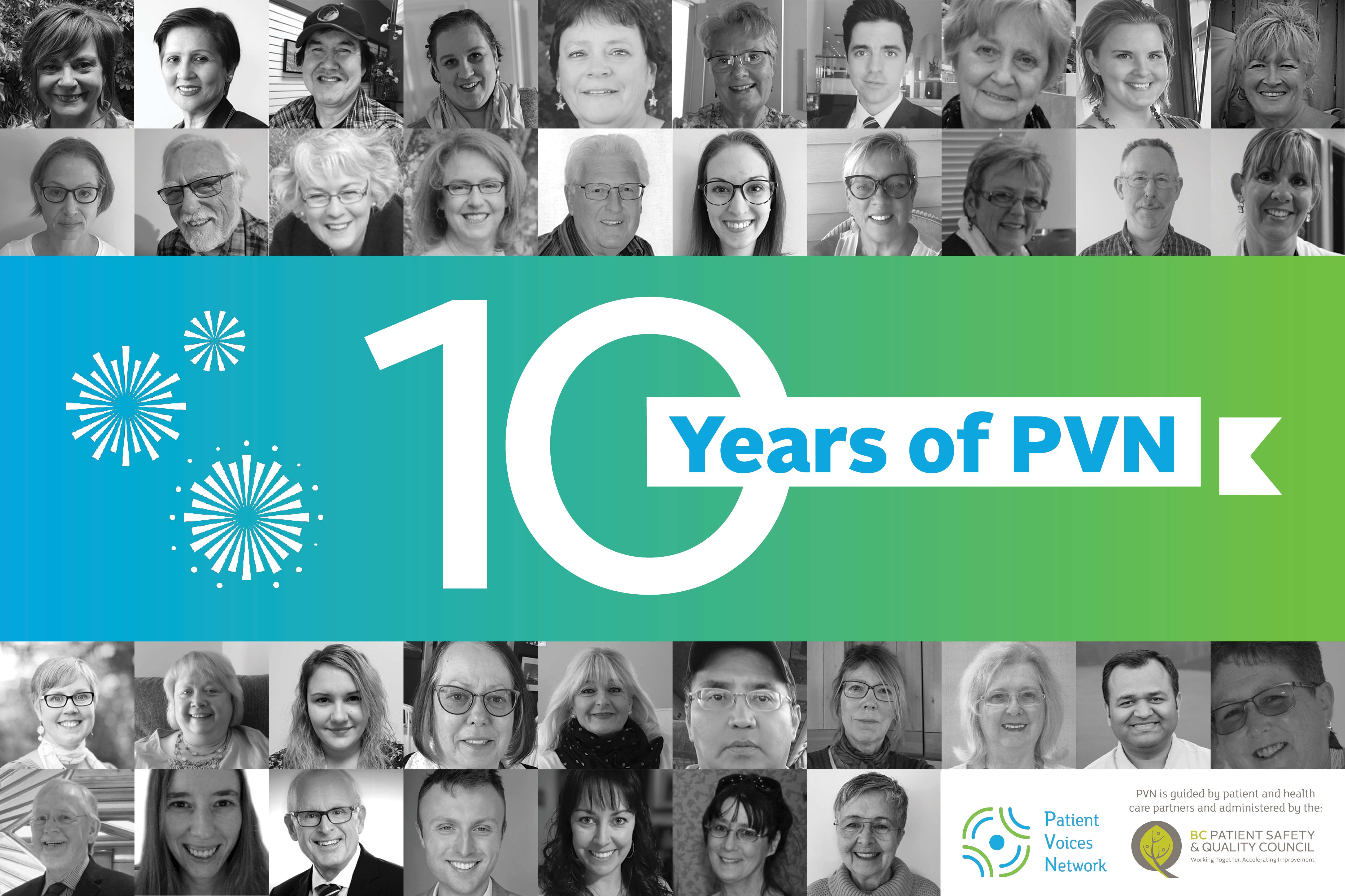 PVN Anniversary Banner